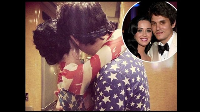 Katy Perry Cuddles With John Mayer On 4th Of July, Independence Day
