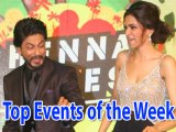 Top Events Of The Week  Chennai Express Music Launch & More Hot Events