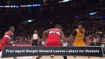 Dwight Howard Will Sign With the Rockets