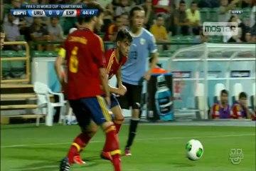 Suso Chance vs Uruguay U20