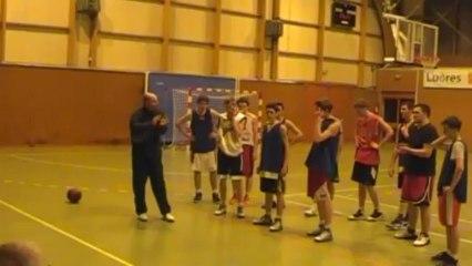 basketball - le jeu rapide en u13 par Philippe ORY - part 2