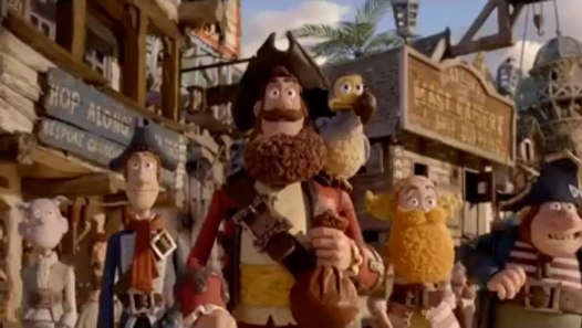 The Pirates Band Of Misfits Video Dailymotion