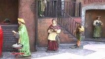 A piazza di Spagna e piazza Navona torna il Natale di Gesù bambino con il presepe romano