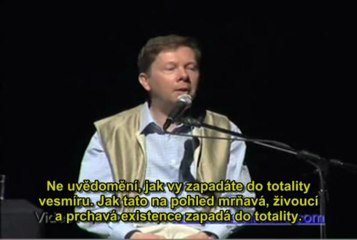 Eckhart Tolle - Co je to meditace?