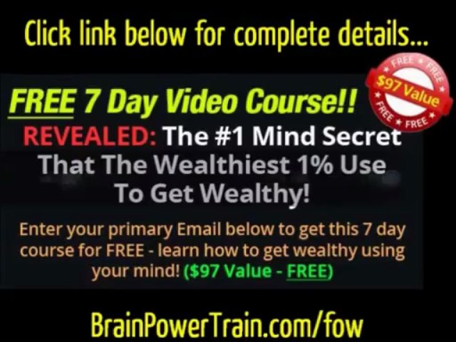 Anik Singal's Future Of Wealth Video Review | personal development activities