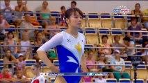 Summer Universiade: Artistic gymnastic