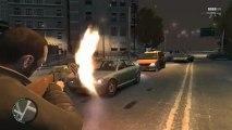 Grand Theft Auto (GTA) 4 Audi R8 GT Coupe 2011 - Türkçe Oyun