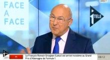 """Sapin sur Sarkozy : """"Il se croit toujours au-dessus des lois"""""""