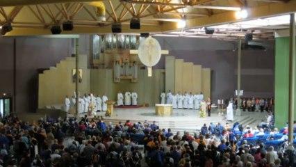 Pèlerinage Diocèse de Nice à Lourdes