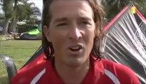 Rencontre avec le champion de Kite-Surf : Alex Caizergues
