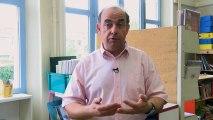 Nouveaux rythmes scolaires à Grenoble témoignage de M. Didier Metzen, président de la FCPE Isère