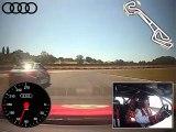 Audi Endurance Experience 2013 - Qualif n°3 Nogaro - 1er relais SnakeX