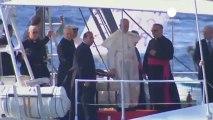 El Papa refuerza su compromiso con los más necesitados...