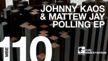 Johnny Kaos - You Are A Monster (Original Mix) [MB Elektronics]