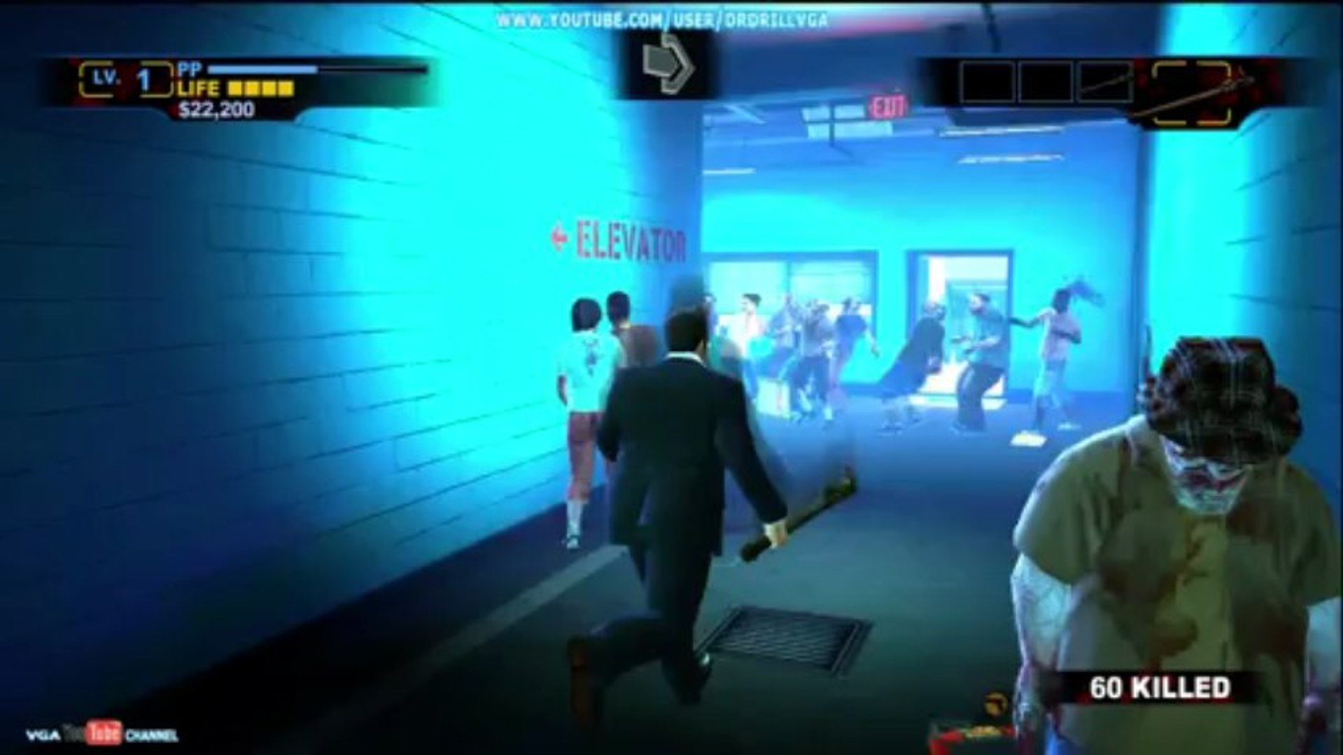 Dead Rising 2 Off The Record Story Mode Part 2 Gameplay Xbox 360