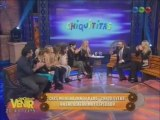 TeleFama.com.ar Cris Morena se emocionó en Gracias por venir
