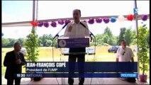 """Le lapsus de Jean-François Copé à la """"Fête de la violette"""""""