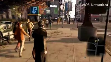 Watch Dogs, multijoueur