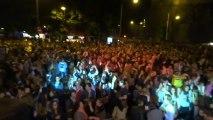 DJ Lorenzo en mix live à la fête de la musique à Saint Lô, le vendredi 21 juin 2013