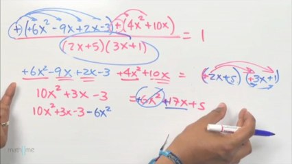 Resolver (2x-3)_(2x 5) 2x_(3x 1)=1