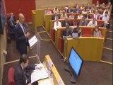 Colloque Droitisation Sénat 2ème Table Ronde