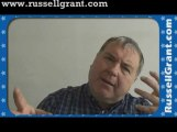 Russell Grant Video Horoscope Pisces July Tuesday 9th 2013 www.russellgrant.com