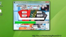 iTunes Gift Card Generator 2013 - Free Download - Mediafire - Tested & Updated - 100% Working