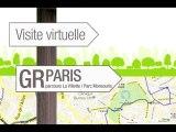 Visite virtuelle : traversée de Paris
