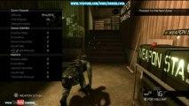 Splinter Cell Conviction Hunter Mode Co Op Lumber Mill Part 1 HD