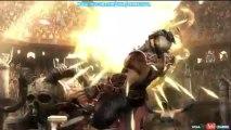 Mortal Kombat 9 Kenshi Arcade Ending HD 720p