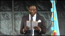 RDCongo53 à Bruxelles : L'Ambassadeur Henri Mova appelle à faire échec aux ennemis de la paix en  RDC!