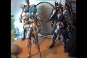 Saint seiya (figurines)Nightwish