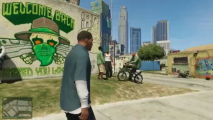 Trailer de Gameplay de Grand Theft Auto V