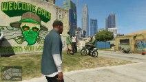 Grand Theft Auto V - Vidéo Officielle de Gameplay