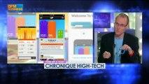 Les smart trackers : Pulse, Up, Instabeat... : Anthony Morel, Paris est à vous - 9 juillet
