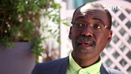 SOHK.TV interview with award-winning African director Haroun (Grigris)
