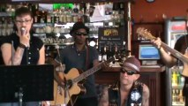 """Ally & The Blue Note """" No No No"""" by Amy Winehouse le 07.07.2013 a l'escale le havre"""