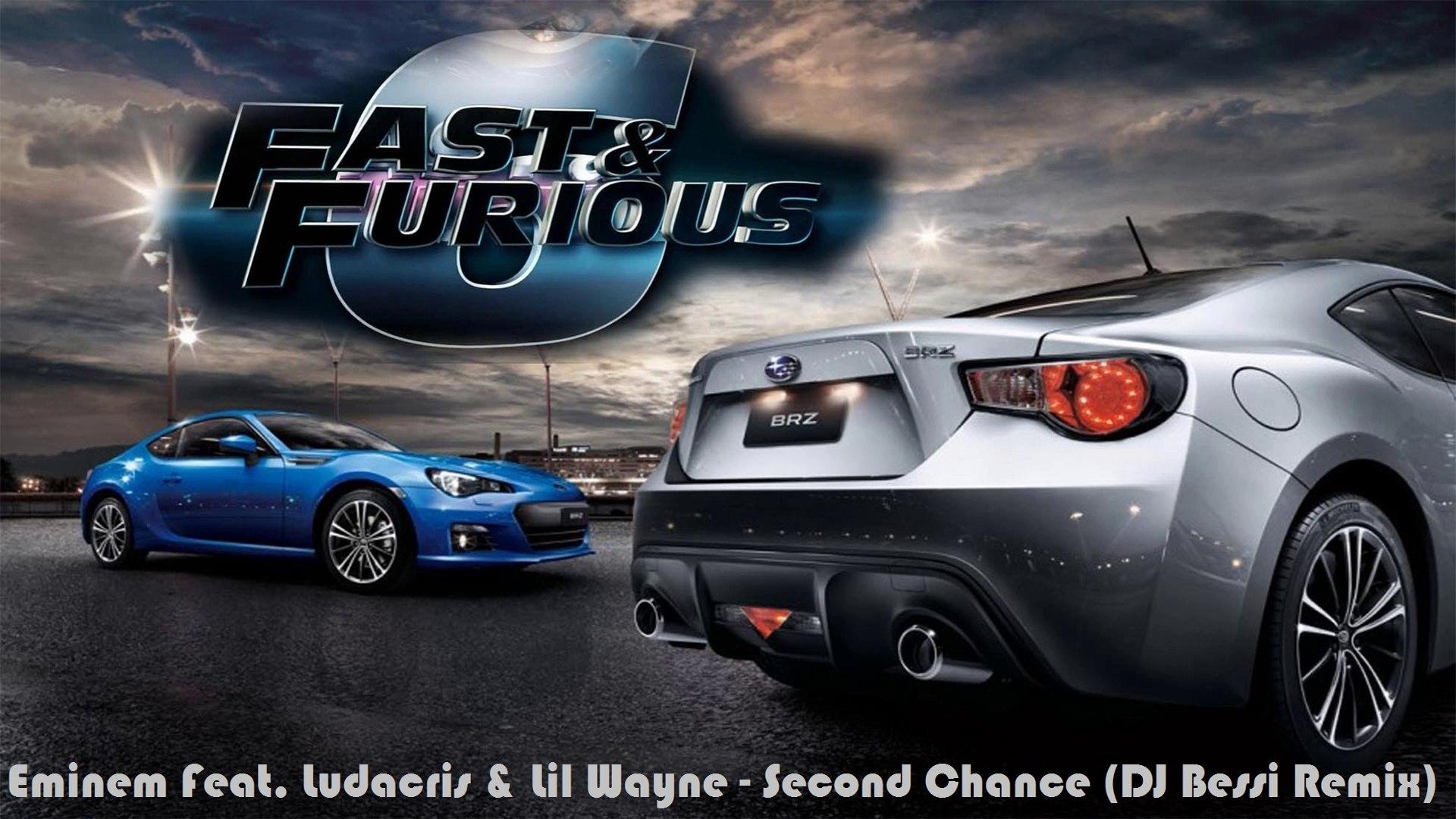 Eminem Feat  Ludacris & Lil Wayne - Second Chance (DJ Bessi Remix)