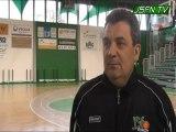JSFN TV: Itw Pascal Donnadieu avant le matcb vs Chalons-Reims (12-03-2011)