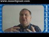 Russell Grant Video Horoscope Libra July Wednesday 10th 2013 www.russellgrant.com