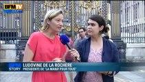 """LMPT 2013.07.09 """"Nicolas Buss  libéré"""" Ludovine de la Rochère"""