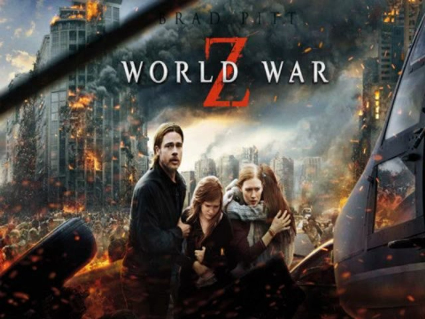 Complete Movie ONLINE World War Z  ++ FREE Movie++ with High Definition 720p [streaming movie to ipa