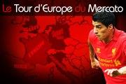 Suarez au Real Madrid ? T. Silva d'accord avec le Barça... Le Tour d'Europe du mercato !