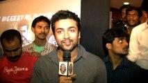 Exclusive Interview - Singham (Yamudu 2) - Surya [HD]