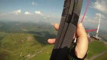 Deux journées de vol en parapente au Puy-de-Dôme