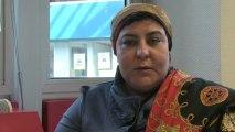ITW de Qout El Qolub Ahmed Brahim Bachar, secrétaire du bureau des femmes de la GTFC.