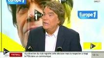 """Tapie : """"L'Etat m'a versé 180 millions d'euros et ils me saisissent pour 280 millions !"""""""