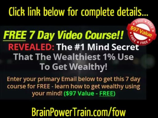 Anik Singal's Future Of Wealth Video Review   personal development exercises