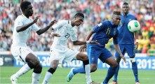 France-Ghana U20 (2-1) buts et réactions