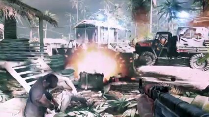Reveal Trailer de Rambo : The Video Game